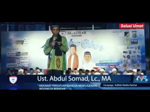 Sholawat Burdah Abdul Somad
