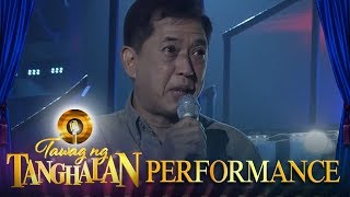 Tawag Ng Tanghalan: Benedicto Lualhati | Magkasuyo Buong Gabi
