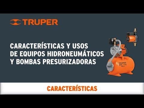 Funcionamiento de Hidroneumáticos y presurizadores. thumbnail