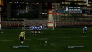 FIFA 11 PC Practice Gameplay