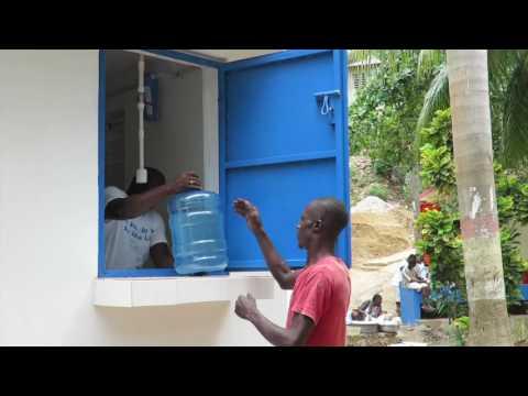 Clean Water in Labadie, Haiti