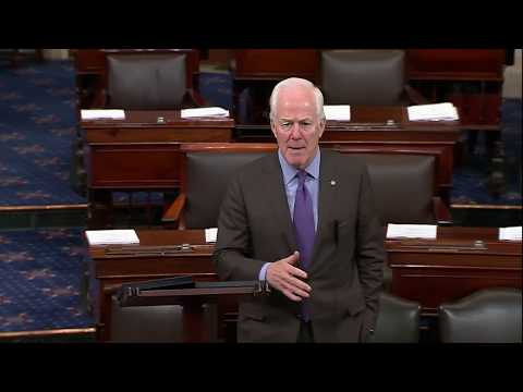 Cornyn Responds to Democrat Who Said Kavanaugh Supporters Were 'Complicit' in 'Evil'