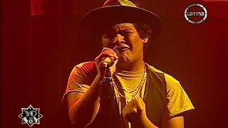 Bruno Mars arrancó suspiros en
