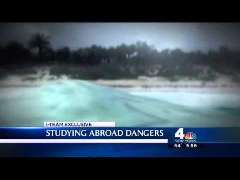 NBC New York - Parents Demand Transparency From College Study Abroad Programs After Sons' Death