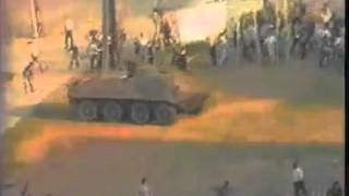 Nowa Huta 31 sierpnia 1982 SB Arka Pana