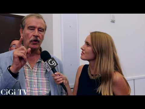 POWERFUL Interview with Vicente Fox on Mexican Americas & Trump (MUST SEE!)