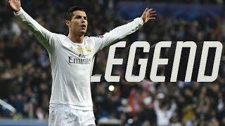 Cristiano Ronaldo - The Legend
