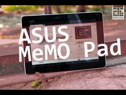 Asus Memo Pad FHD 10 (ME302C) - Обзор Планшета от Keddr.com