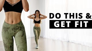 Do This and Gęt Fit | 20 Min Full Body Workout | New Challenge