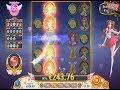 Moon Princess - Love Free Spins BIG WIN!