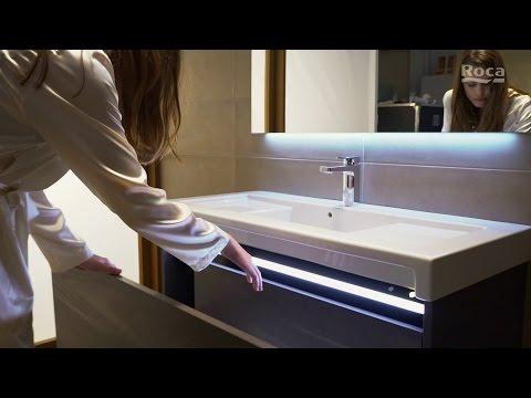 Stratum Bathroom Furniture  Roca English Version