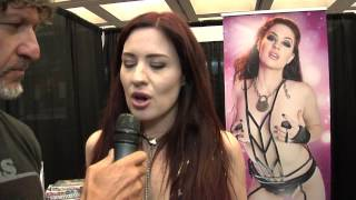 Interview at Adultcon 16 with Jessica Ryan