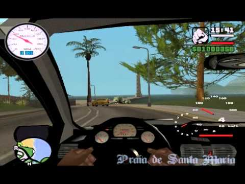 gta san andres corsa rebaixado socado Travel Video