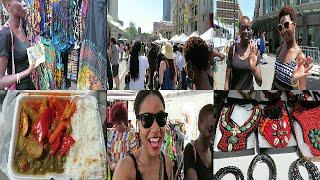 BAM DanceAfrica 2016 Bazaar - Brooklyn | WATCH IN HD!
