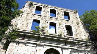 Ardèche - La Chartreuse de Bonnefoy (4K)