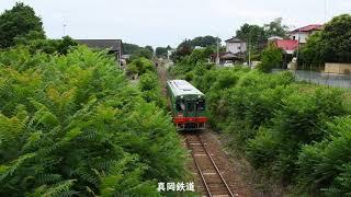 SL以外 列車(真岡鉄道 上越線)