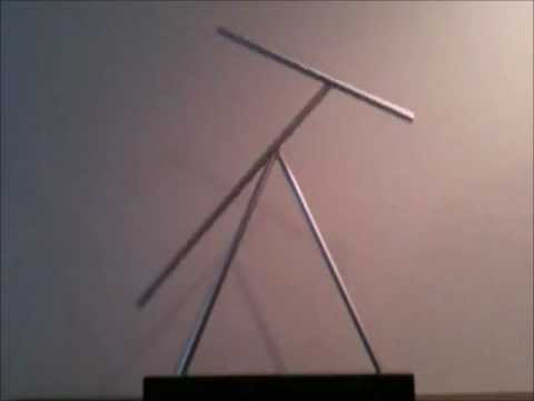Swinging Sticks Kinetic Energy Sculpture From Www