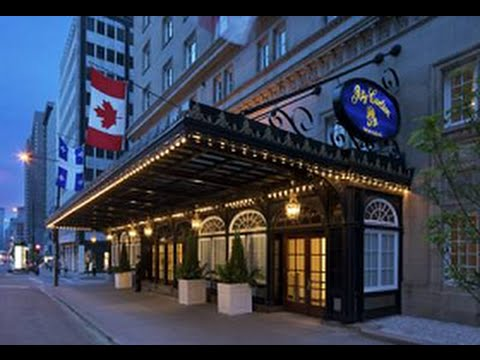 Ritz-Carlton, Montreal, Canada - Best Travel Destination