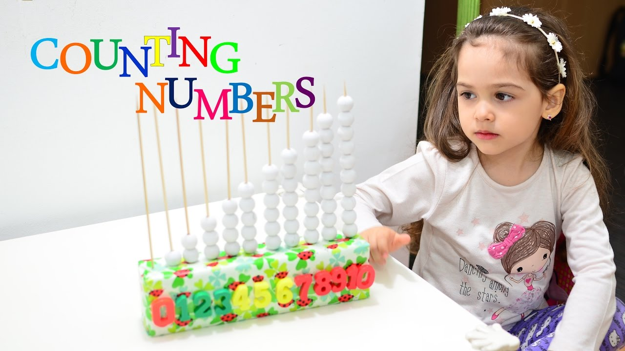 Learn Counting Numbers Montessori activities kids learning teaching ...