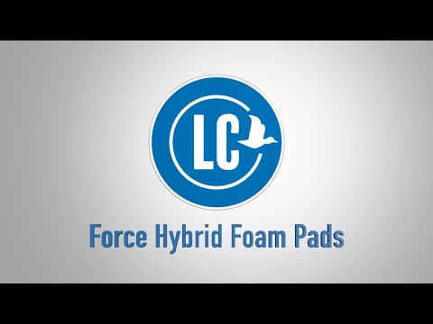 Lake Country Force Hybrid Foam Pads