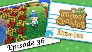 Animal Crossing: New Leaf Diaries :: Episode 036 - Spring Blossoms!
