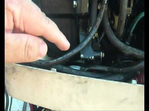 iboats - how to disconnect vro oil injection - youtube international 4300 injector wiring diagram oil injector wiring diagram johnson