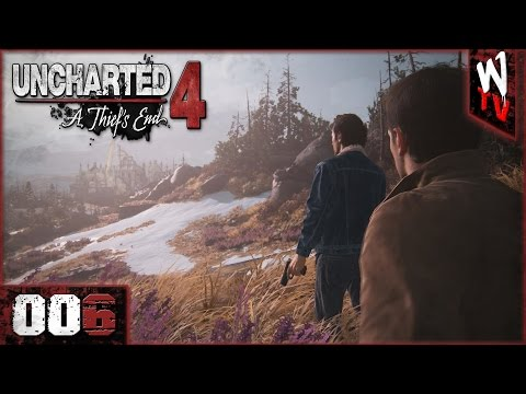 UNCHARTED 4 [006] - Auf nach Schottland | Let´s Play Uncharted 4 [Deutsch]