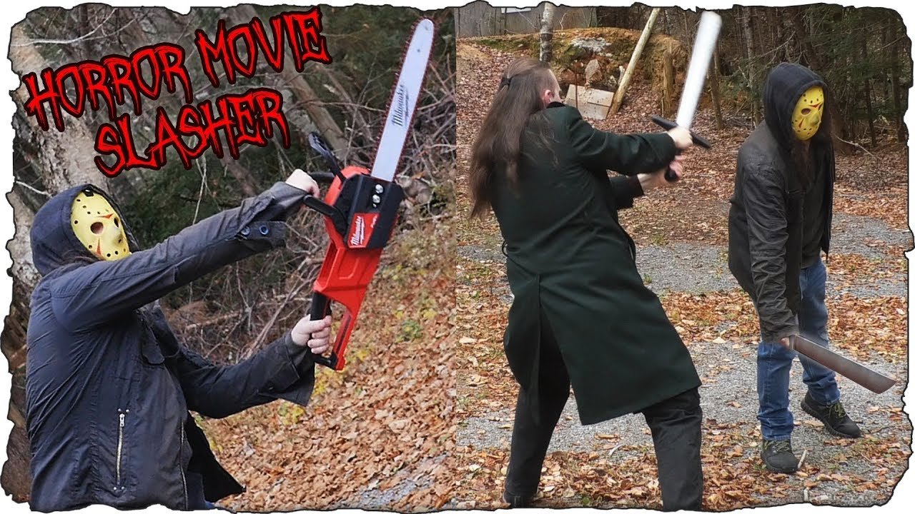 How to Fight a Horror Movie Villain (Halloween Special)