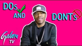 Sisqo's DOs and DONTs to Sex | Galore TV