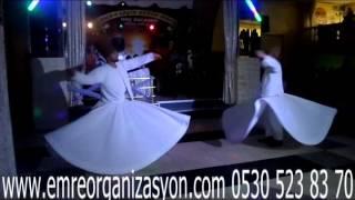 İstanbul Semazen Ve İlahi Grubu-Emre Organizasyon-0530 523 83 70