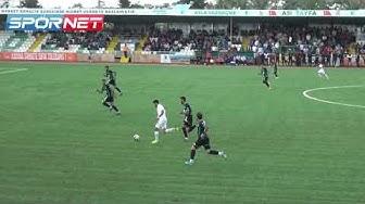 Bodrumspor-Sakaryaspor maç özeti