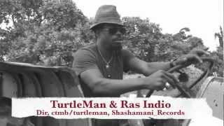 TurtleMan & Ras Indio - Rasta Party