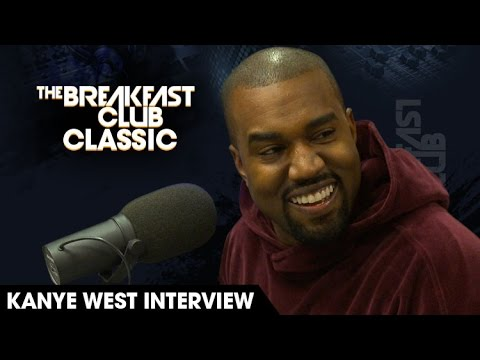 The Breakfast Club Classic - Kanye West Interview