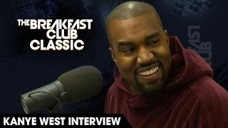 The Breakfast Club Classic - Kanye West Interview 2015 thumbnail