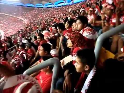 JOURNEY TO BUKIT JALIL STADIUM MALAYSIA FA CUP FINAL 2012