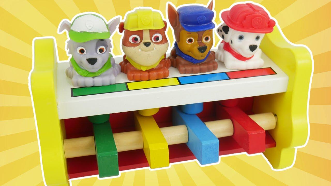 Best learning preschool toys teach kids colors - YouTube