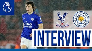 We Want To Win Again Çağlar Söyüncü Crystal Palace vs Leicester City