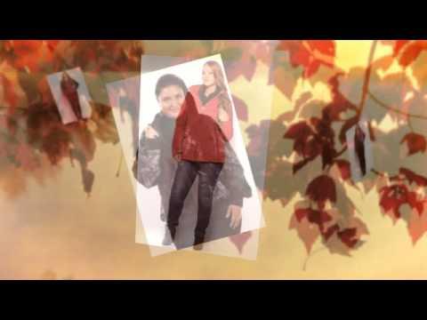 Куртки для полных женщин осень-зима 2015