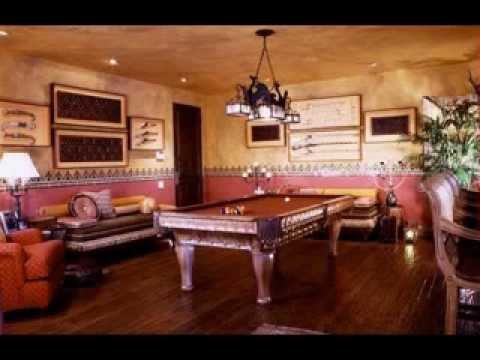 Easy Pool Room Design Decorating Ideas Youtube