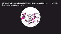 Erklärvideo zur Kreativitätstechnik Advocatus Diaboli