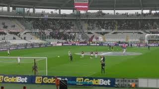 Tifo-report Torino vs FIORENTINA
