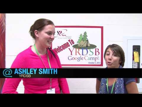 YRDSB Google Camp 2013