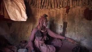 Himba Perfume Ceremony Namibia