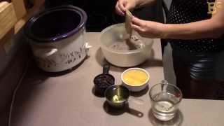 Crock Pot Chocolate Cake