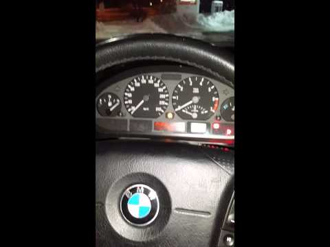 Instrument Cluster Not Working. BMW E46