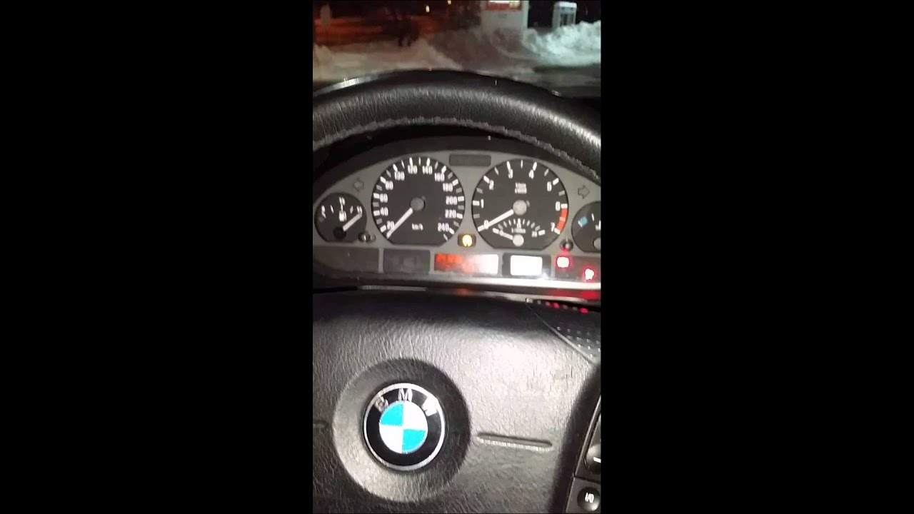 instrument cluster not working bmw e46 [ 1280 x 720 Pixel ]