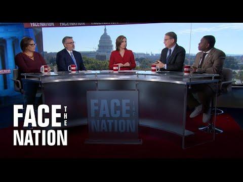 Face The Nation: Robert O'Brien, Stephen Hayes, Margaret Talev, Antjuan Seawright, Jeffrey Goldbe…