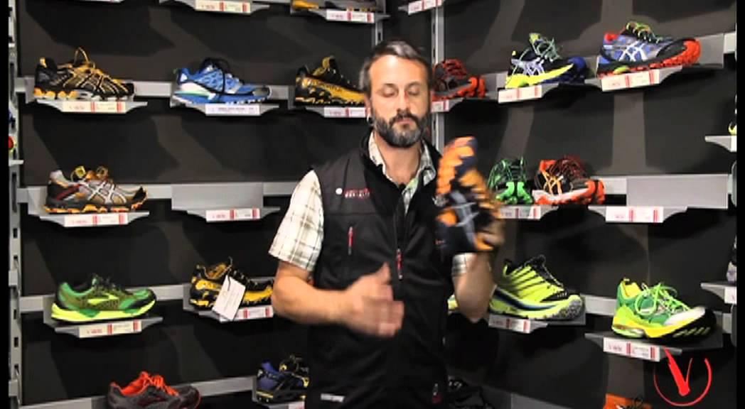 Asics gel Sonoma 3 G-TX-caballeros zapatillas-Running-Black-t727n-9099