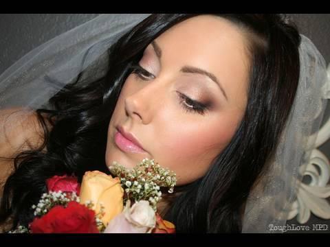 Elegant & Sexy Bridal Makeup | Makeup Geek thumbnail