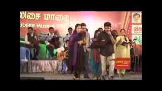 Sundari Kannal by SAISHARAN & PRIYA HEMESH in GANESH KIRUPA Best Light Music Orchestra in Chennai